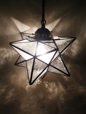 星のランプ_f0008680_22590272.jpg