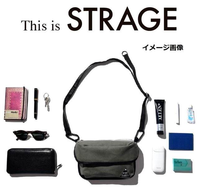 ストレージサコッシュ STRAGE SACOCHE が入荷_a0286784_18552288.jpg