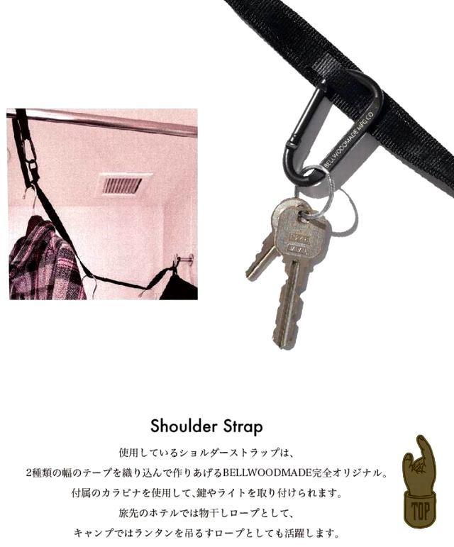 ストレージサコッシュ STRAGE SACOCHE が入荷_a0286784_18552769.jpg