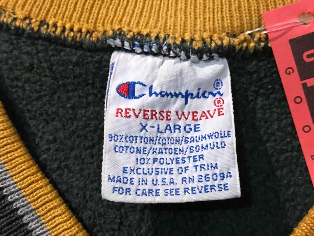 神戸店10/21(土)スーペリア入荷!#3 Champion R.W.Sweat!Knit Item!!!_c0078587_14482807.jpg
