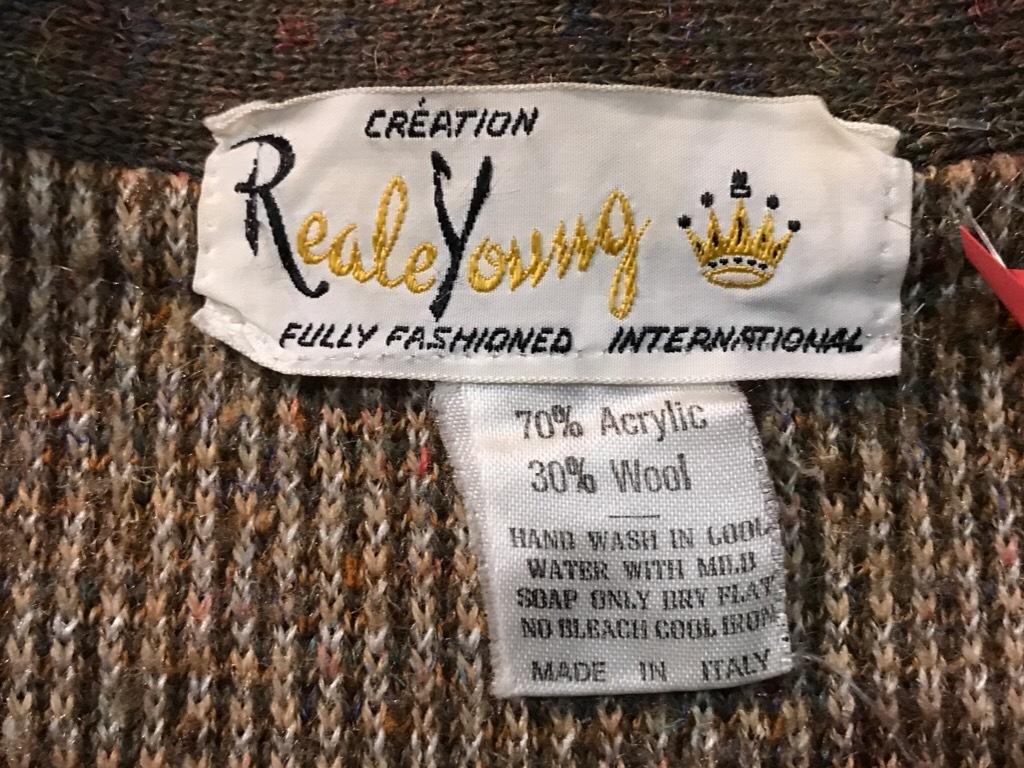 神戸店10/21(土)スーペリア入荷!#3 Champion R.W.Sweat!Knit Item!!!_c0078587_15025107.jpg