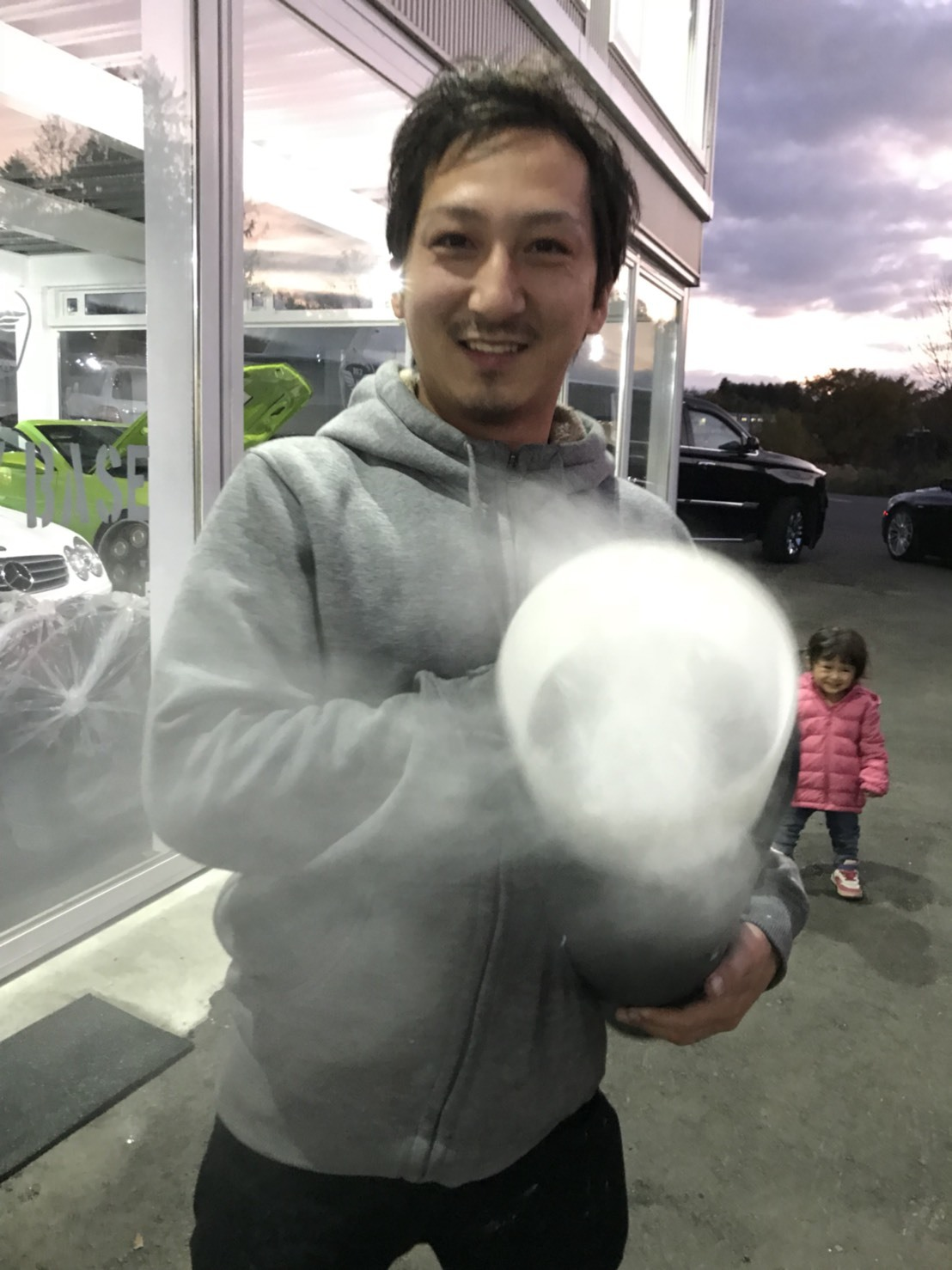 10月18日(木)TOMMY  BASE ともみブログ☆ランクル ハマー 10インチナビ!_b0127002_11222653.jpg