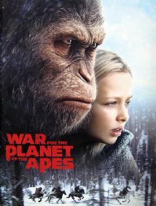 """よもやまシネマ353 """"猿の惑星:聖戦記""""_e0120614_18355910.jpg"""