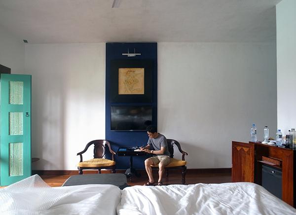 スリランカ旅行ホテル4_b0038919_13381910.jpg