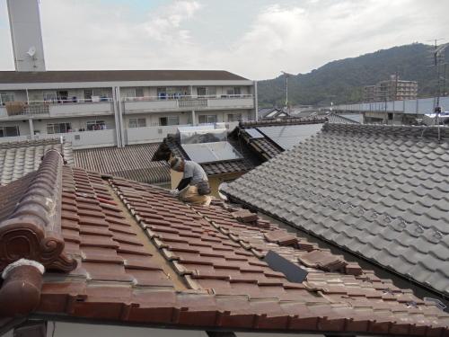 T様邸(佐伯区利松)太陽光発電システム工事_d0125228_07403128.jpg