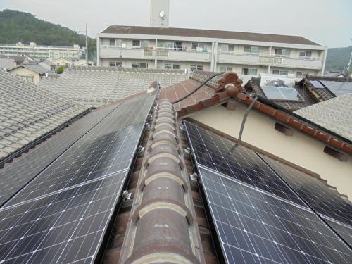 T様邸(佐伯区利松)太陽光発電システム工事_d0125228_07440731.jpg