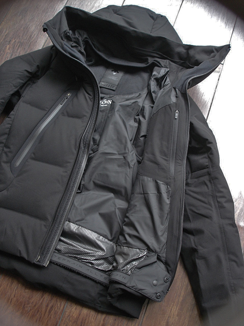 "NEW : DESCENT [ALLTERRAIN] ""水沢ダウン"" [Mountaineer]、[Anchor] & [STORM] 2017 F/W !!_a0132147_16223279.jpg"