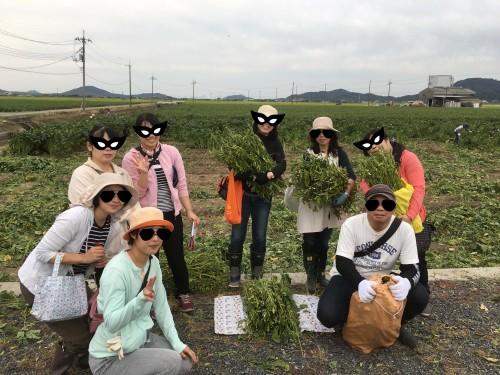 2017年10月1日えだまめフェスタ_c0150273_23403556.jpg