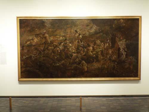 ぐるっとパス番外編とNo.10 天理ギャラリー「ササン王朝展」・近代美まで見たこと_f0211178_19353992.jpg
