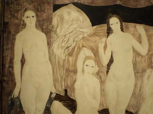ぐるっとパス番外編とNo.10 天理ギャラリー「ササン王朝展」・近代美まで見たこと_f0211178_19363026.jpg