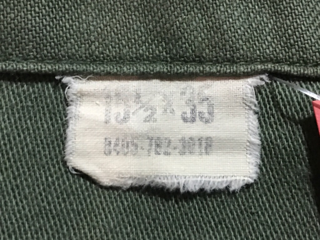 神戸店10/21(土)スーペリア入荷!#9 US.Military Item! M-65 UCP!!!_c0078587_22040344.jpg