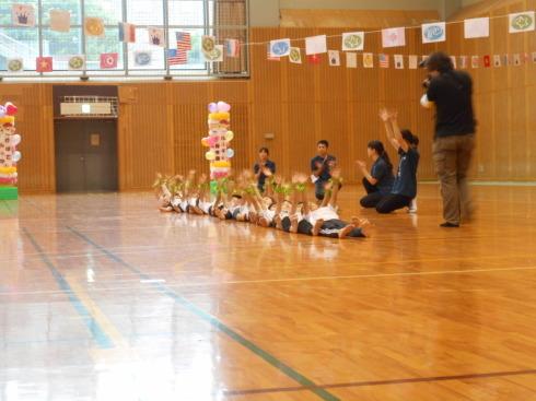【千葉新田町園】運動会_a0267292_14441966.jpg