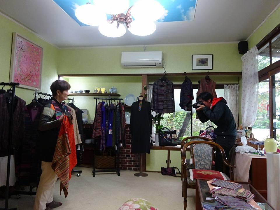 お洒落なバッグと洋服展_b0098392_14464295.jpg