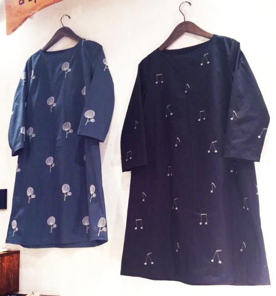 【〜10/31】風子 刺繍のワンピース&スカート受注会 開催中!_b0184796_16540975.jpg