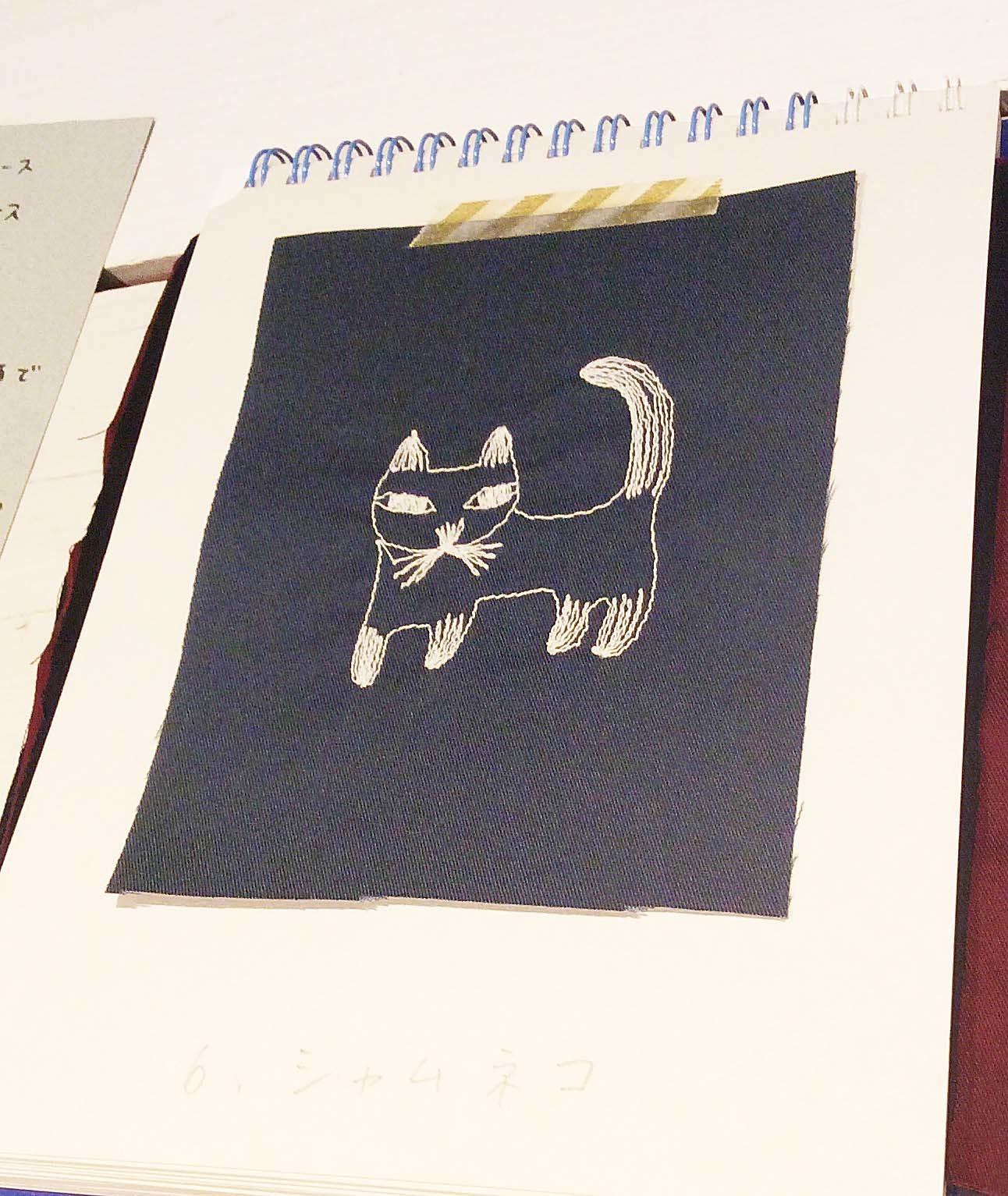 【〜10/31】風子 刺繍のワンピース&スカート受注会 開催中!_b0184796_16545676.jpg
