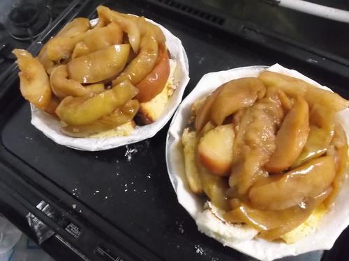 アップルパイを焼いた_f0019498_08515850.jpg
