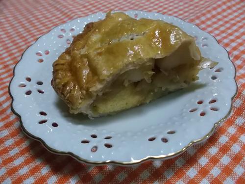 アップルパイを焼いた_f0019498_08522976.jpg