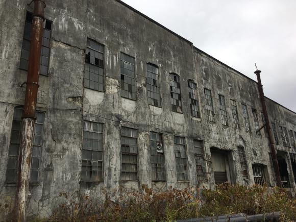 夕張 旧北炭清水沢火力発電所の見学。_f0096216_09372387.jpg