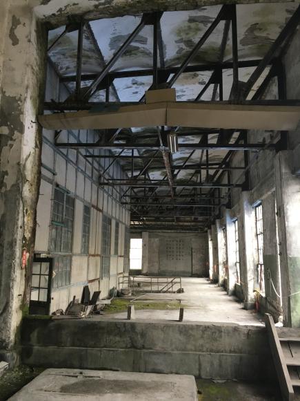 夕張 旧北炭清水沢火力発電所の見学。_f0096216_09381886.jpg