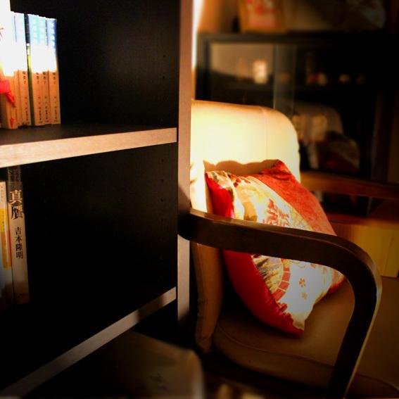 隠し部屋的 書庫BARごっこ♪_a0329820_11275374.jpg