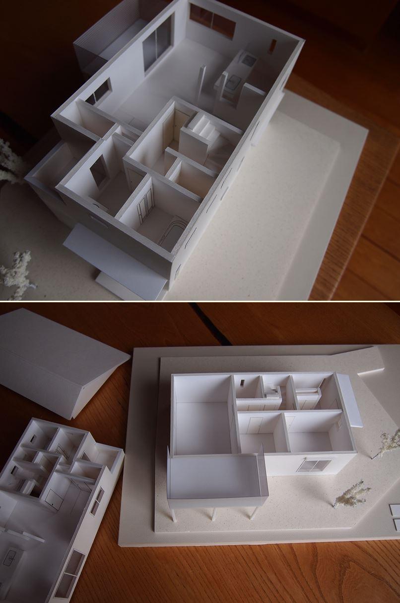横浜市南区の家☆お家の模型が出来ました!_c0152341_12522930.jpg