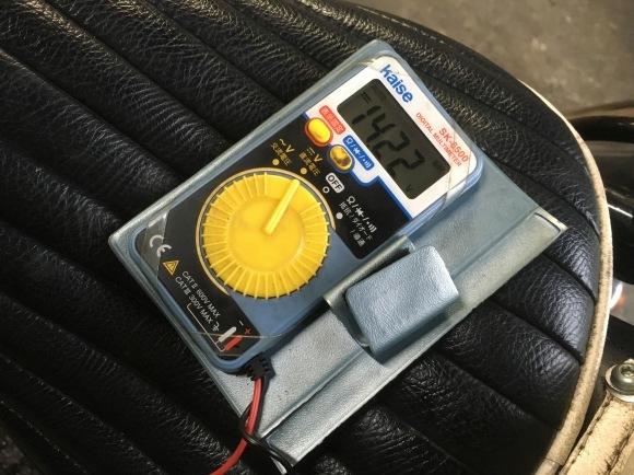 SR400 車検整備_a0139843_20320594.jpg