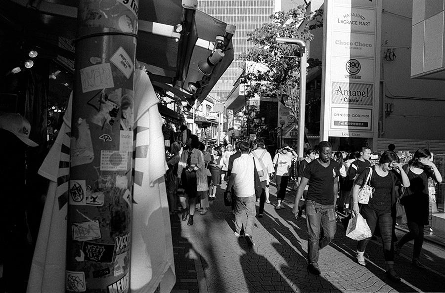 【21st Century Snapshotman 】「人」への回帰 千駄ヶ谷 ↔ 原宿 2017.7.14_c0035245_14150979.jpg