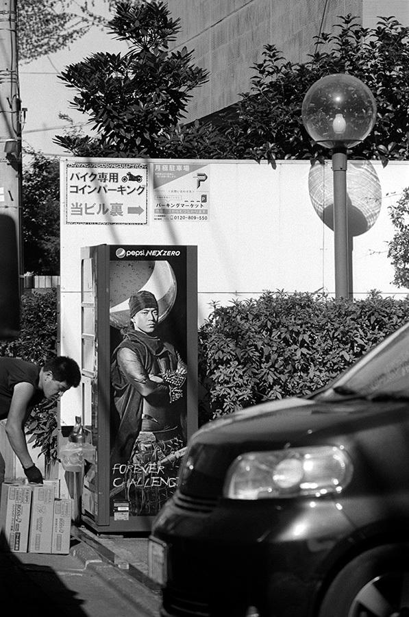 【21st Century Snapshotman 】「人」への回帰 千駄ヶ谷 ↔ 原宿 2017.7.14_c0035245_15125069.jpg
