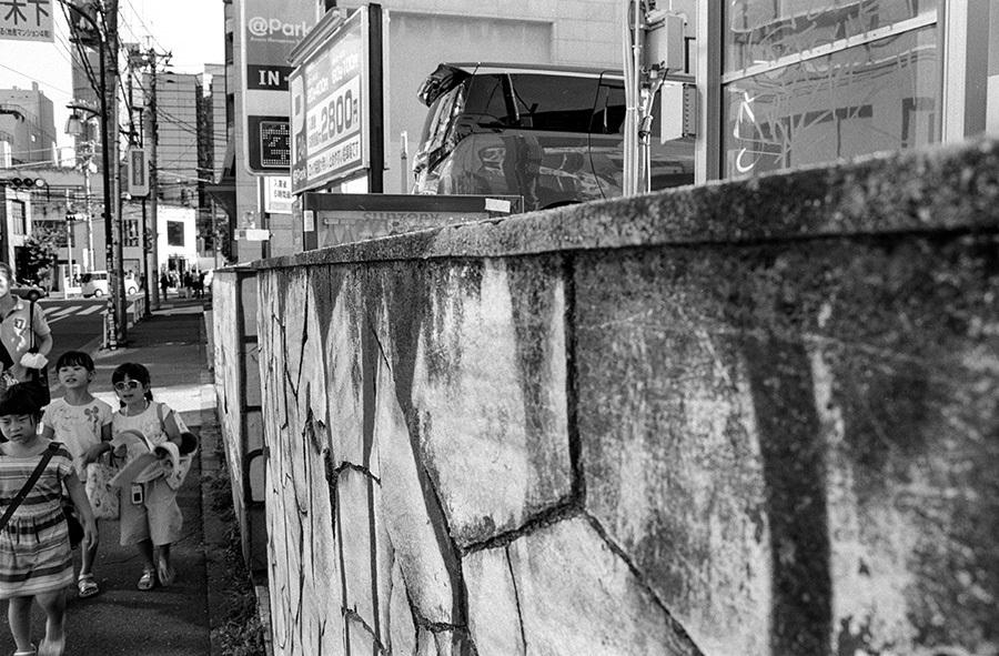 【21st Century Snapshotman 】「人」への回帰 千駄ヶ谷 ↔ 原宿 2017.7.14_c0035245_15373202.jpg