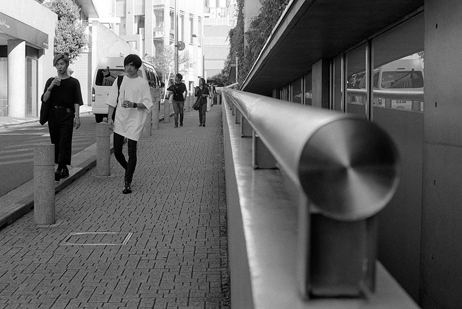 【21st Century Snapshotman 】「人」への回帰 千駄ヶ谷 ↔ 原宿 2017.7.14_c0035245_15414175.jpg