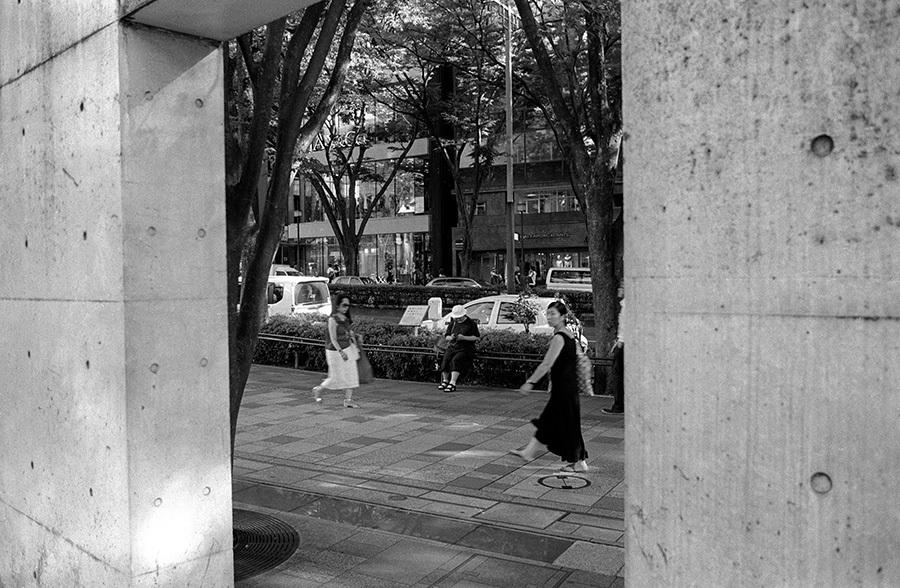【21st Century Snapshotman 】「人」への回帰 千駄ヶ谷 ↔ 原宿 2017.7.14_c0035245_15450014.jpg