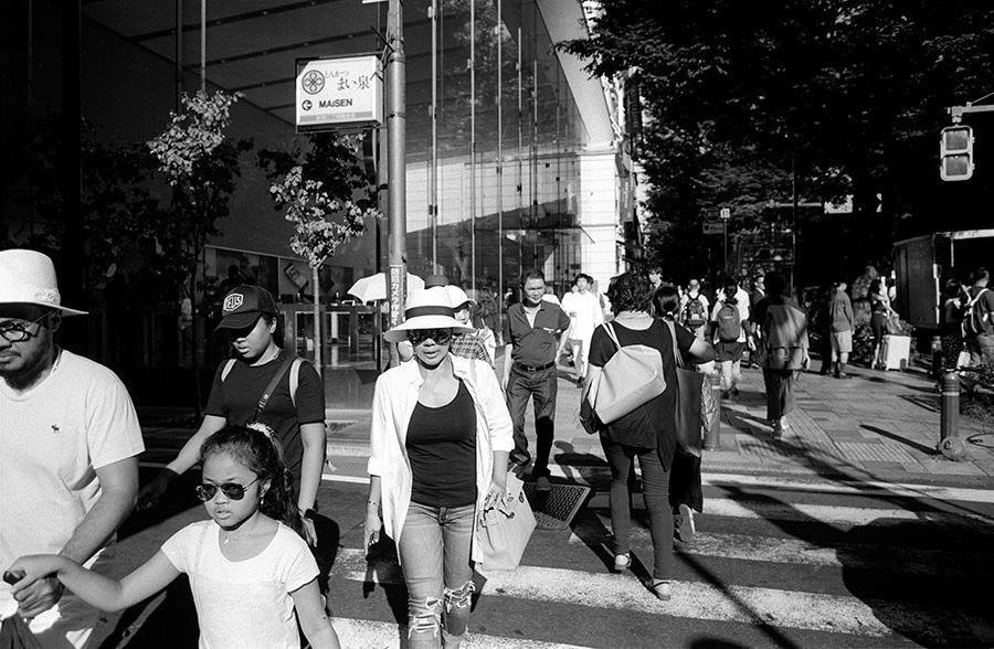 【21st Century Snapshotman 】「人」への回帰 千駄ヶ谷 ↔ 原宿 2017.7.14_c0035245_15475335.jpg