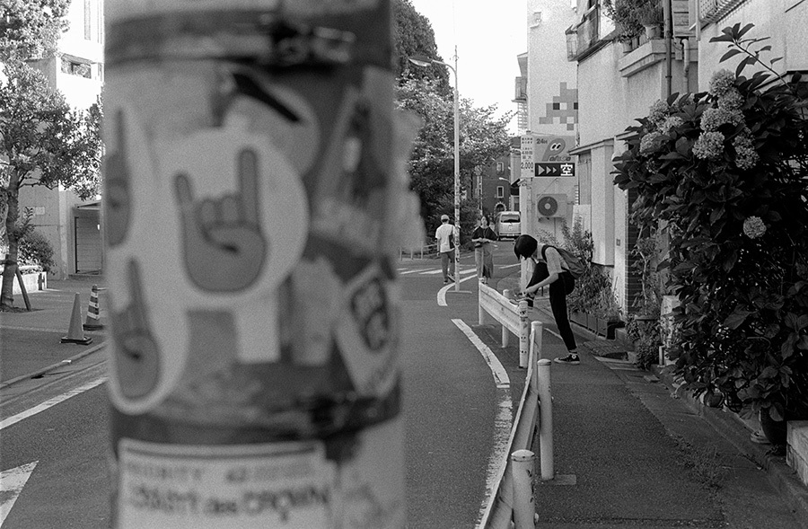 【21st Century Snapshotman 】「人」への回帰 千駄ヶ谷 ↔ 原宿 2017.7.14_c0035245_16005908.jpg