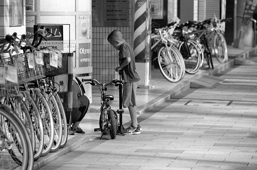 【21st Century Snapshotman 】「人」への回帰 千駄ヶ谷 ↔ 原宿 2017.7.14_c0035245_16201038.jpg
