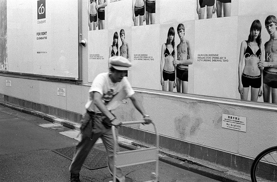 【21st Century Snapshotman 】「人」への回帰 千駄ヶ谷 ↔ 原宿 2017.7.14_c0035245_16372477.jpg