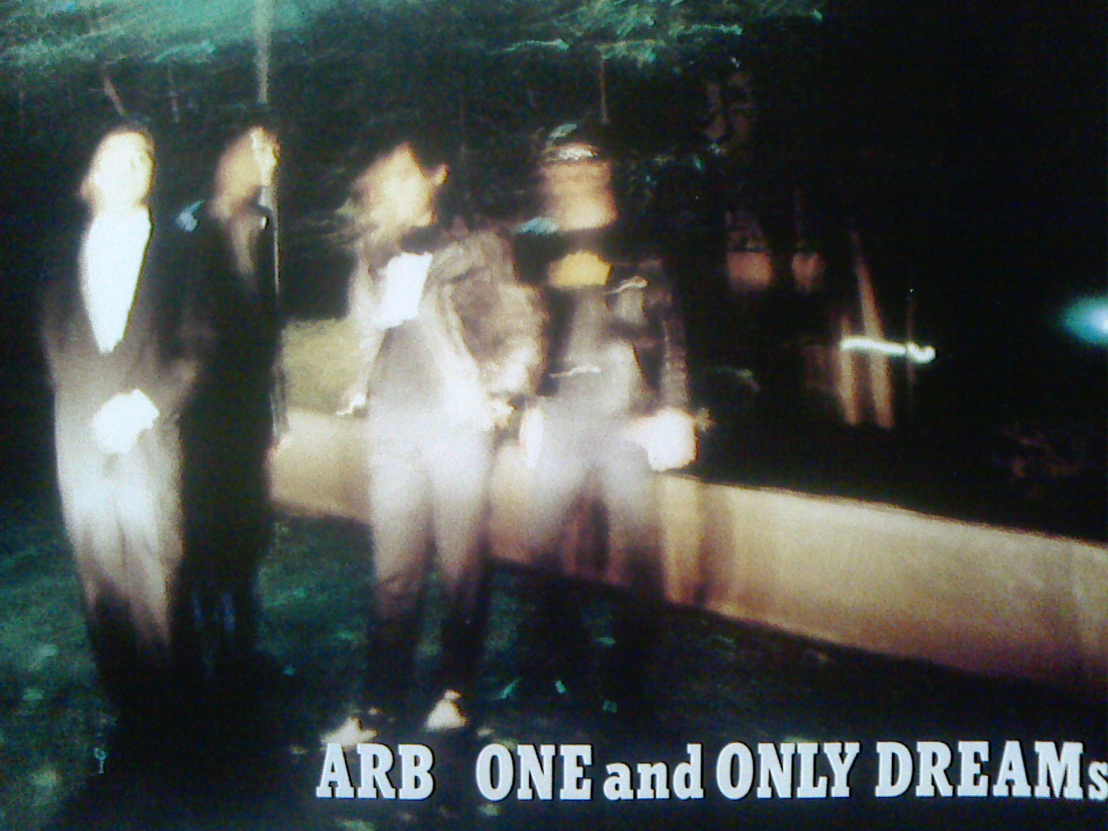 ONE and ONLY DREAMs / ARB_c0104445_1955438.jpg
