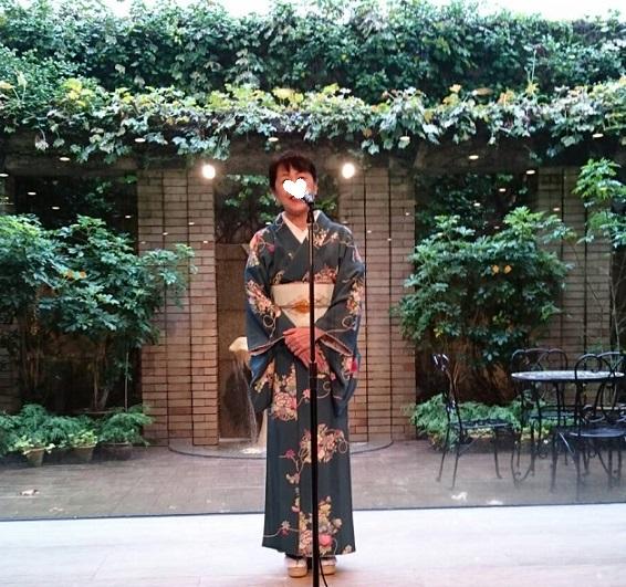 きもの鶴9周年お好きな着物でランチ会・明日の時代祭。_f0181251_16463535.jpg