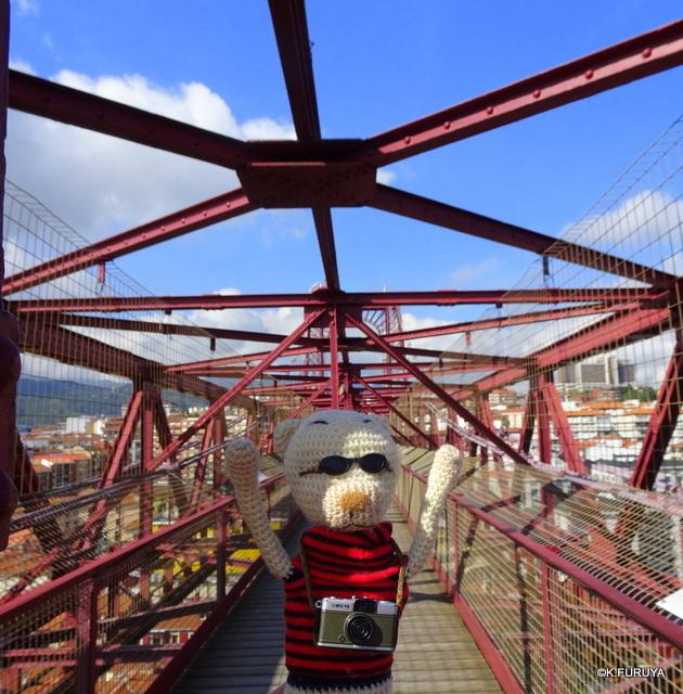 """世界最古の運搬橋 """"ビスカヤ橋""""_a0092659_22011676.jpg"""