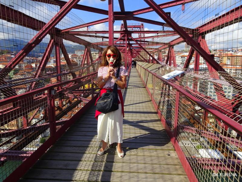 """世界最古の運搬橋 """"ビスカヤ橋""""_a0092659_22100256.jpg"""