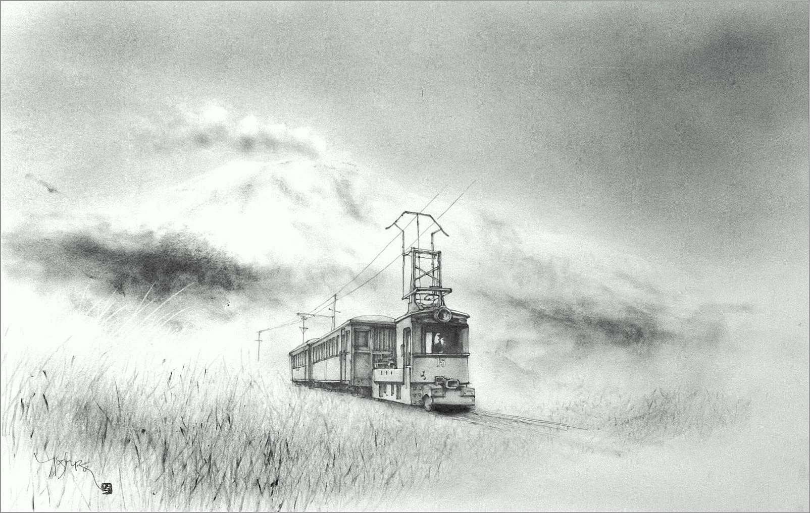 《【アーカイブス】『ヤマセミの渓から ――― ある谷の記憶と追想 》_e0143870_13422941.jpg