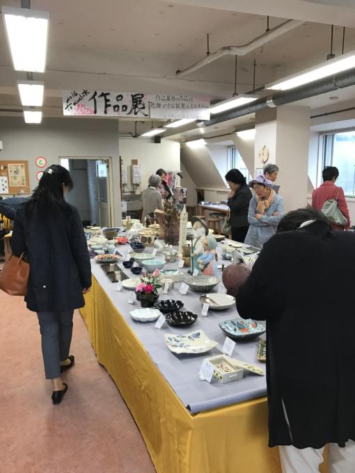第17回 所沢工房作品展&ミニ陶器市のお知らせ_c0298879_10465901.jpg