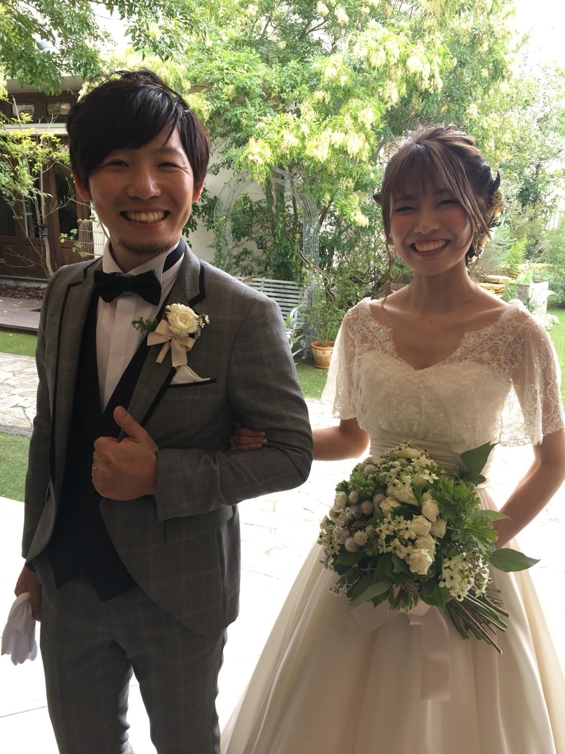 結婚式💖_d0178587_09294524.jpg