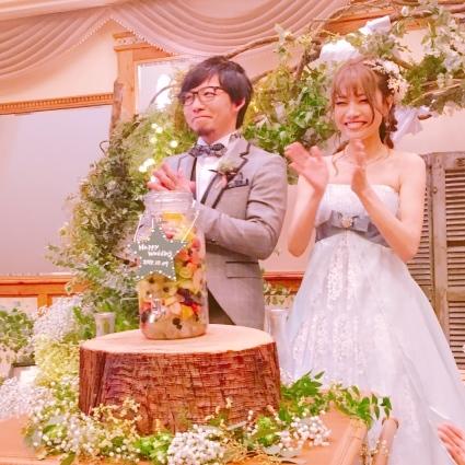 結婚式💖_d0178587_09315711.jpg