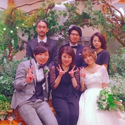 結婚式💖_d0178587_09423037.jpg