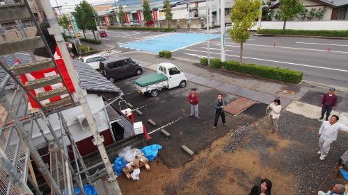 木太町にて上棟式が執り行われました!_e0064493_16405686.jpg
