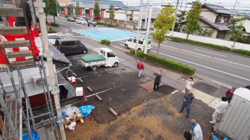 木太町にて上棟式が執り行われました!_e0064493_16412641.jpg