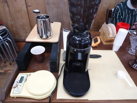 IKO TAME「コーヒーの世界」_b0182709_13382680.jpg