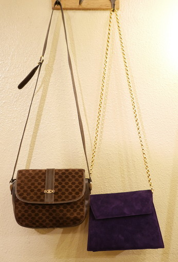VELOR SHOULDER BAGS_f0144612_16080687.jpg