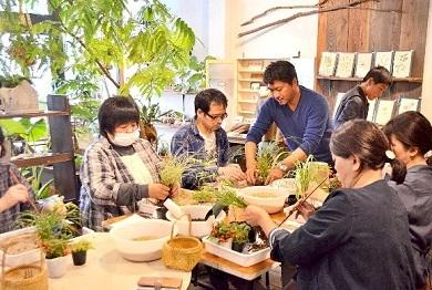 10/22(日)盆栽ワークショップお申し込みの方へ_d0263815_20254448.jpg