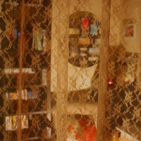 隠し部屋的 書庫BARごっこ♪_a0329820_16090558.jpg